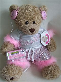 Build A Bear Mp Player